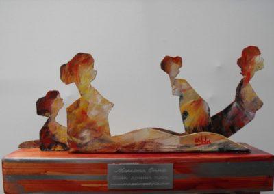 figure al sole scultura 44x23x13 (1)
