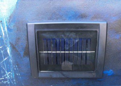 pannello solare dettaglio