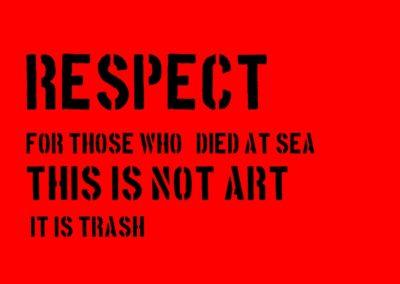 respect rosso nero