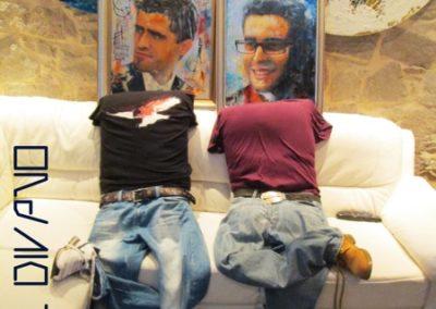 sul divano installazione